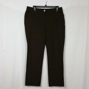 Chicos So Slimming Pocket Pants 1.5 Short Med.10